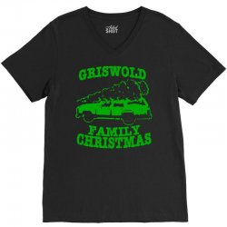 griswold family christmas vacation V-Neck Tee | Artistshot