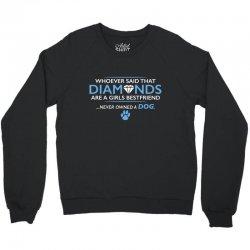 diamond dog Crewneck Sweatshirt | Artistshot
