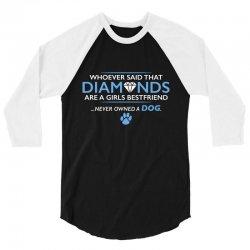 diamond dog 3/4 Sleeve Shirt | Artistshot