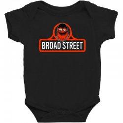 gritty broad street Baby Bodysuit | Artistshot