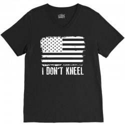 dont kneel V-Neck Tee | Artistshot