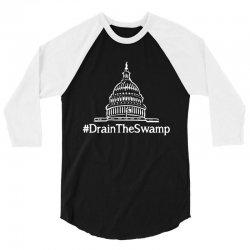 drain swamp 3/4 Sleeve Shirt | Artistshot