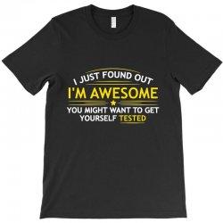 found awesome T-Shirt   Artistshot