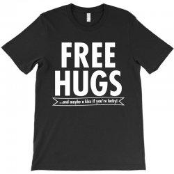 free hugs T-Shirt   Artistshot