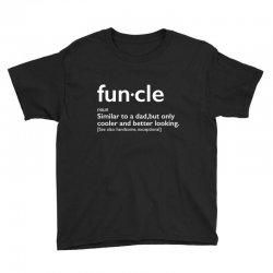 funcle Youth Tee | Artistshot