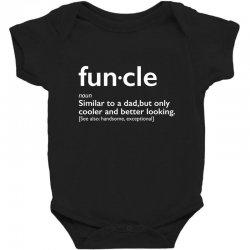 funcle Baby Bodysuit | Artistshot