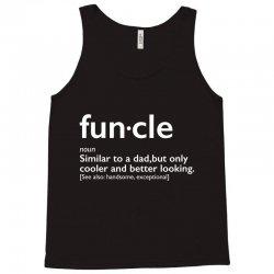 funcle Tank Top   Artistshot