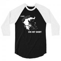 greece 3/4 Sleeve Shirt | Artistshot