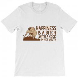 happiness mouth T-Shirt | Artistshot