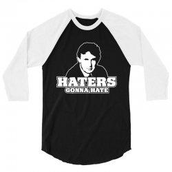 haters trump 3/4 Sleeve Shirt | Artistshot