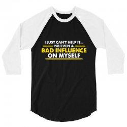 help bad 3/4 Sleeve Shirt   Artistshot