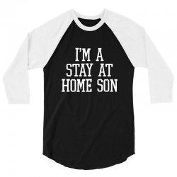 home son 3/4 Sleeve Shirt | Artistshot