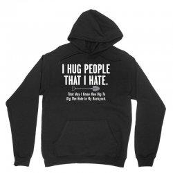 hug dig Unisex Hoodie | Artistshot