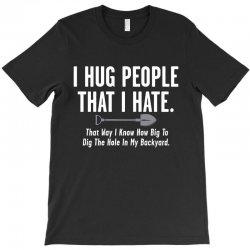 hug dig T-Shirt | Artistshot