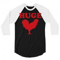 huge cock dr 3/4 Sleeve Shirt | Artistshot