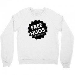 hugs apply Crewneck Sweatshirt | Artistshot