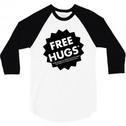 hugs apply 3/4 Sleeve Shirt | Artistshot