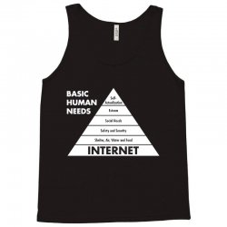 human needs Tank Top | Artistshot