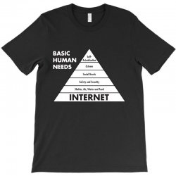 human needs T-Shirt | Artistshot