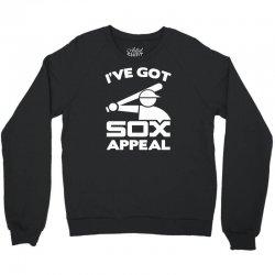 chicago white sox t shirt vintage logo sox appeal Crewneck Sweatshirt | Artistshot