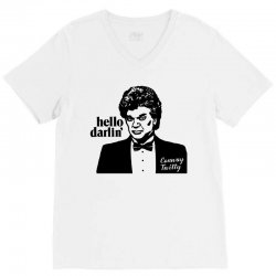 conway twitty t shirt vintage country music tee V-Neck Tee | Artistshot