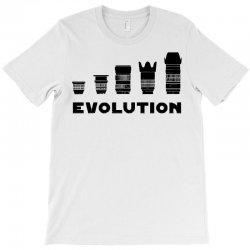 evolution photography T-Shirt | Artistshot