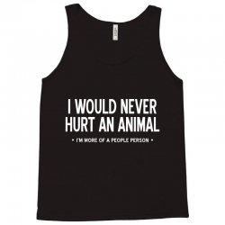 hurt animal Tank Top | Artistshot