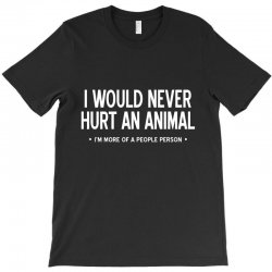 hurt animal T-Shirt | Artistshot