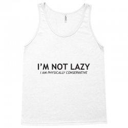 i'm not lazy Tank Top   Artistshot