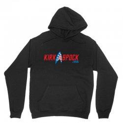 kirk spock 2016 Unisex Hoodie   Artistshot