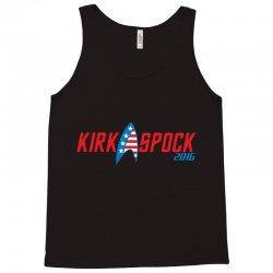 kirk spock 2016 Tank Top   Artistshot