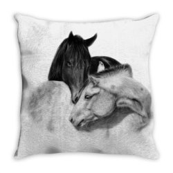 Gentleness Throw Pillow | Artistshot