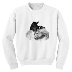 Gentleness Youth Sweatshirt | Artistshot