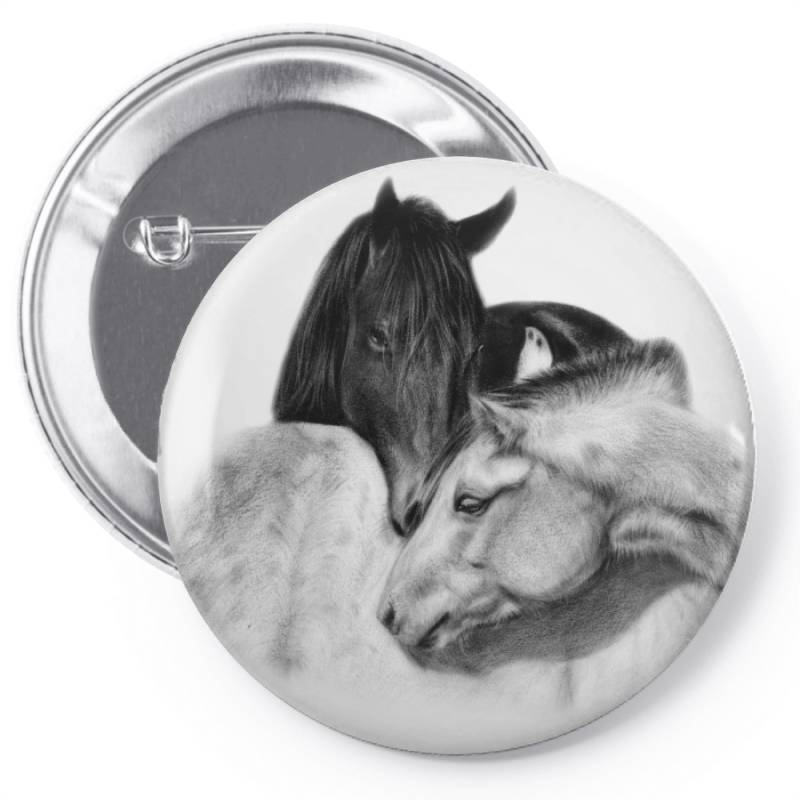 Gentleness Pin-back Button | Artistshot