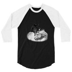 Gentleness 3/4 Sleeve Shirt | Artistshot