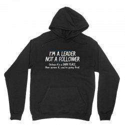 leader follower Unisex Hoodie | Artistshot