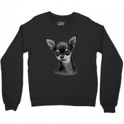 Chihuahua Drawing Crewneck Sweatshirt   Artistshot