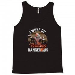 Dangerous football feeling football Tank Top | Artistshot