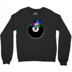 8 ball Crewneck Sweatshirt | Artistshot