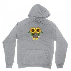 owl sunflower Unisex Hoodie | Artistshot