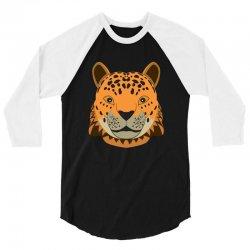 cheetah 3/4 Sleeve Shirt | Artistshot