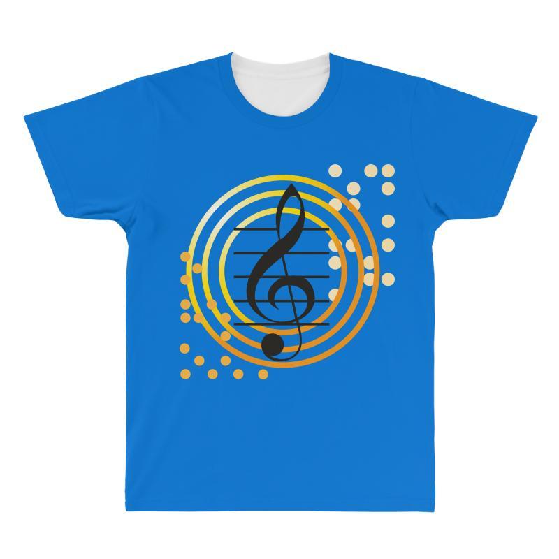 Music All Over Men's T-shirt | Artistshot
