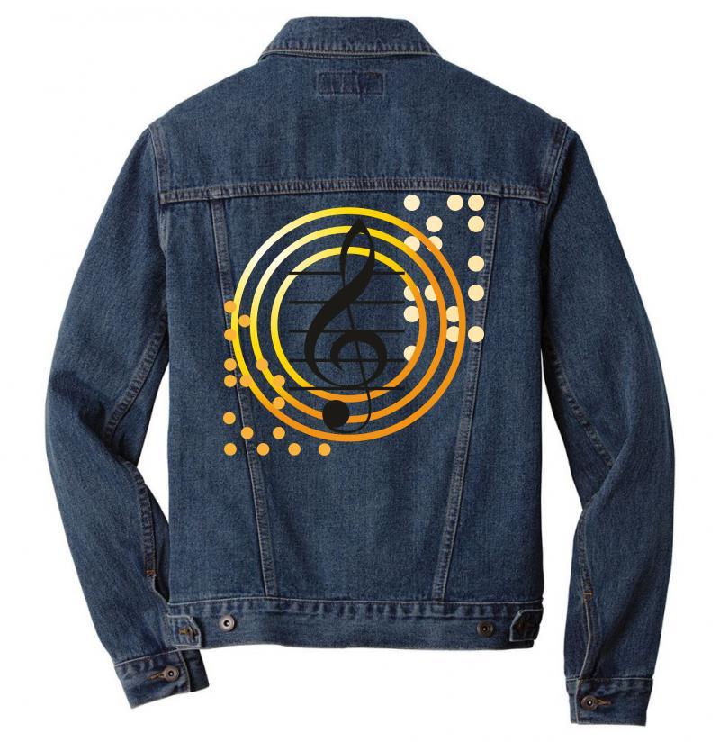 Music Men Denim Jacket | Artistshot
