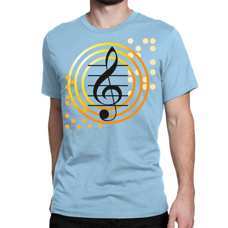 Music Classic T-shirt   Artistshot