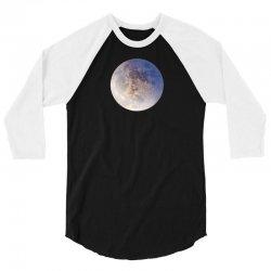 Moon 3/4 Sleeve Shirt | Artistshot