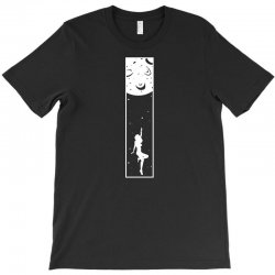 fly me to the moon   girl T-Shirt | Artistshot