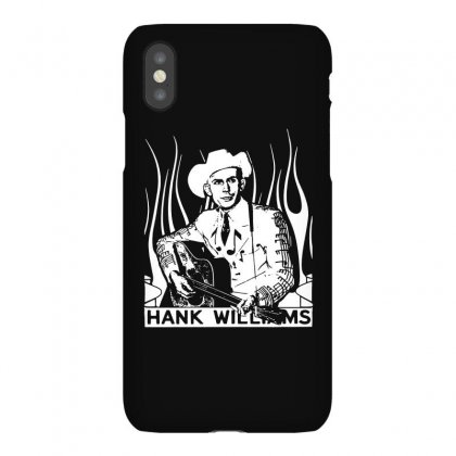 Hank Williams Sr. T Shirt Vintage Classic Country Outlaw Music Shirts Iphonex Case Designed By Fanshirt