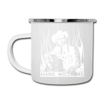 Hank Williams Sr. T Shirt Vintage Classic Country Outlaw Music Shirts Camper Cup Designed By Fanshirt