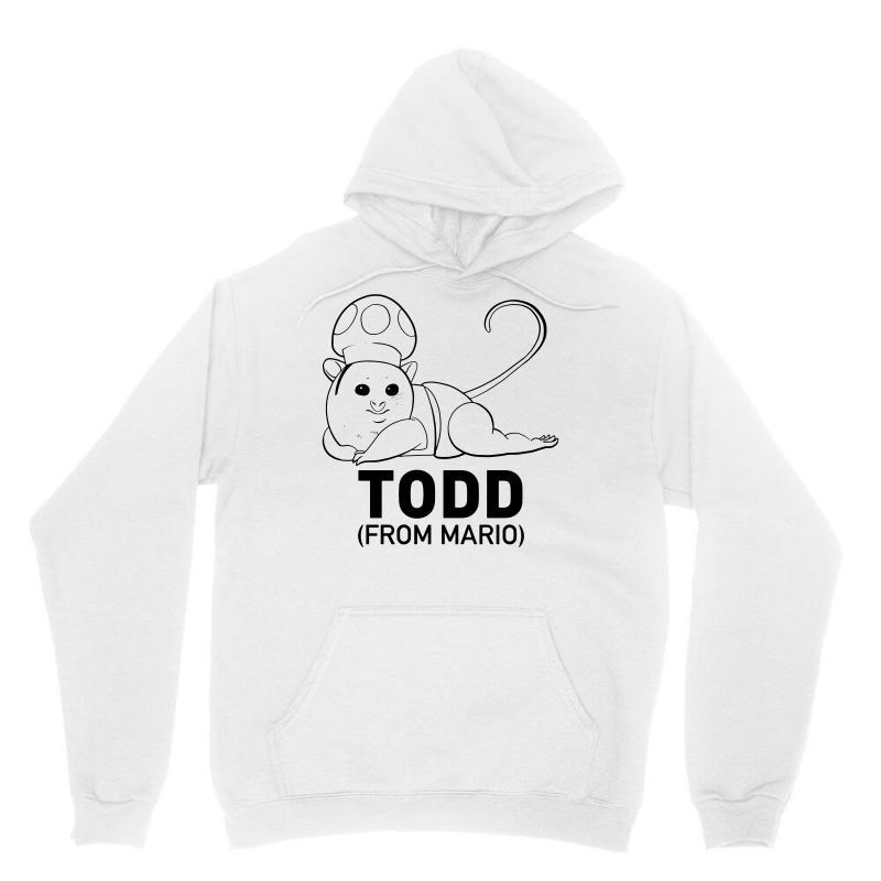 It's Todd T Shirt Unisex Hoodie | Artistshot