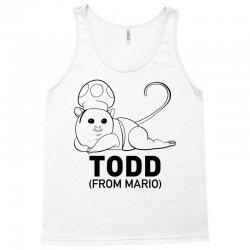 it's todd t shirt Tank Top | Artistshot